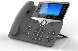 Cisco 8800 Series 5 Line Keys القابلة للبرمجة Business-Class Desktop IP PHONE CP-8811-K9