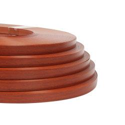 Passen Sie jeden Kunststoff-Schrank PVC / ABS Edge Bandering Edge Bandering Haushalt Möbel