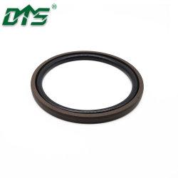 Коричневый цвет бронзовый PTFE уплотнения цилиндра двойного действия уплотнения поршня Spgo D кольца