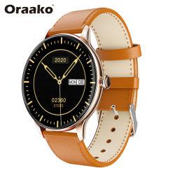 2021 Elegante pulsera inteligente Don Deporte Pulsera de mano automático relojes personalizados de China Reloj inteligente para la venta