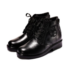 As sapatas de aquecimento aquecer o clima frio USB confortável sapatos de aquecimento do aquecedor de pé PU couro Calçado Aquecido