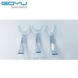 Venta caliente tipo T abridor boca Dental Urano R-008 mejilla dentales desechables retractor