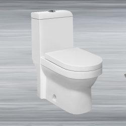 مياه الصرف الصحي أبيض 180 ملم الخشن في جدار السيراميك مرحاض الروم السعر للمصنع
