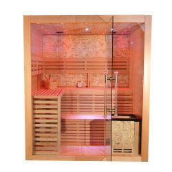 4명의 사람 건강한 먼 적외선 호화로운 Sauna 룸