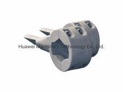 moldeo de precisión del brazo de mezcla Mezclador de concreto