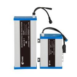 Produttore OEM 12V 24V 48V 100ah 200ah Solar Energy Storage Batteria agli ioni di litio LiFePO4 del sistema UPS