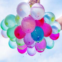 El medio ambiente súper rápido de látex globo inflable relleno de agua para el verano kids juguetes