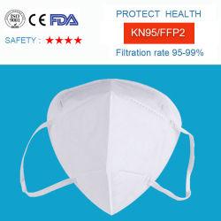 FFP2 Gesichtsmaske 5 Ply N95 KN95 staubdicht Atemschutzmaske Vliesmaske Einweg Fabrik Preis