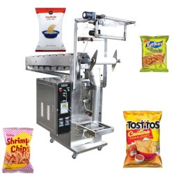 Multifunctionele Aardappel chips Snack Food Packaging machine met Stikstof doorspoelen