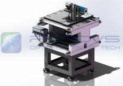 آلة تحلية الليزر بالأشعة تحت الحمراء P1 لتحضير الخلايا الشمسية