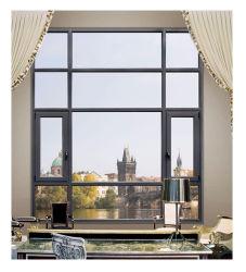 Большой размер окна на французском языке дверная рама перемещена из алюминия и фиксированные комбинации Windows