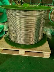 316L Stainless Steel Tube capillaire 1/4pouce de diamètre extérieur, épaisseur de paroi de 0.049inch