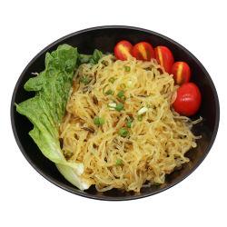 Commerce de gros de la saveur délicieuse végétarien Halal organiques des nouilles instantanées