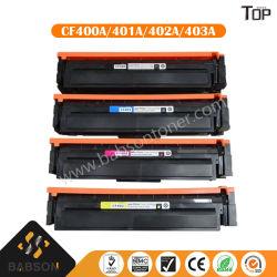 Самым популярным принтером с возможностью горячей замены картриджа с тонером CF400A/CF401A/CF402A/CF403A для HP M252N