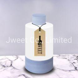 Bottiglia di vino di ceramica operata personalizzata del liquore della pittura
