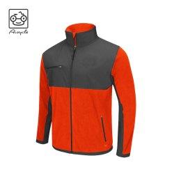 Los hombres de marca de deporte al aire libre de invierno Senderismo Polar chaqueta Softshell