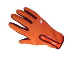 À prova de água quente no inverno luvas de tela de toque Aluguer de Bicicleta Luvas Esqui motociclo de vento, andar de mãos luvas quentes