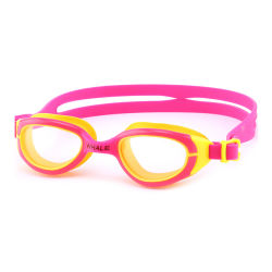 Kleurrijke Lens van PC van de Brug van de Neus van het silicone de Duidelijke Geen Lekke Duurzame Beschermende brillen van de Douane van Kinderen Goedkoopste Zwemmende