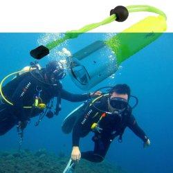 Мини-дайвинг фонарик переносной фонарь подводного резервного копирования подводные фонари Xm-L T6 индикатор размера 18650 промысел пешие походные горелки