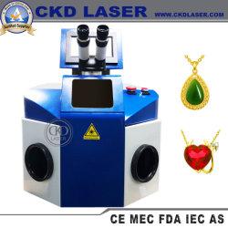 Saldatrice di alluminio del laser del punto dell'acciaio inossidabile micro per Jewellry