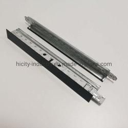 أسود اللون مغلفن السقف الصلب علبة Keel T-Grid فولاذ خفيف الوزن العارضة