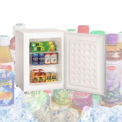 Visor de supermercados Bancada Mini frigorífico congelador com Compressor