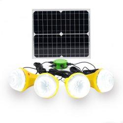 Solar Portable LED Outdoor Lighting Solar Power Camping Emergency Car Vislamp repareren