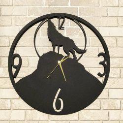 Роман металлической стенки искусства высокого качества Настенные часы