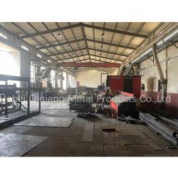 QH 공장 펀칭 알루미늄 맞춤형 금속 절단 레이저 절단 기계