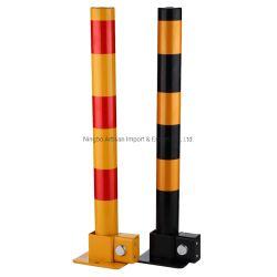 Manual de fábrica da coluna de suporte de tubo quadrado Barreira de Estacionamento