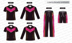 Lawn Bowls roupas o fornecimento de Fábrica do desporto nas escolas e clubes