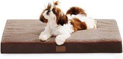 سرير الكلب لتقويم العظام مع غطاء قابل للفك يمكن تصرفه