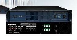 De Kleine Geschatte Voorversterker met twee kanalen van het Voltage van de Lijn van de Macht 2*60W 100V