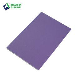 SGS A2 de panel compuesto de aluminio resistentes al fuego de la placa de ACP