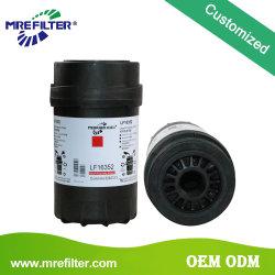 Bon prix filtre à huile de pièces de rechange de qualité supérieure pour les moteurs Cummins Lf16352