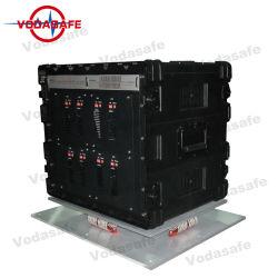GPS teléfono móvil de alta potencia de los dispositivos de bloqueo con la tecnología de interferencia de banda ancha de UHF