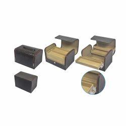 Novas idéias de produtos jóias musicais de madeira Caixa de Armazenamento