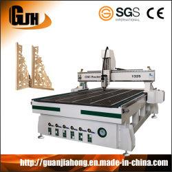 machine à bois, bois, MDF, acrylique, EPS, caoutchouc, plastique, 1325 Gravure, de la machine CNC routeur CNC