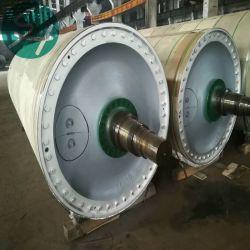 Cilindro dell'essiccatore in acciaio inox e cilindro dell'essiccatore in ghisa
