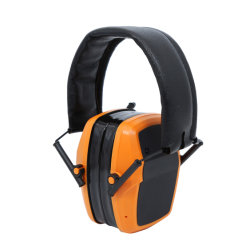 Dt-122bt-Z faltbare Lärmverminderung-Geräusch-Annullierung, die elektronische Bluetooth Ohrenschützer schießt