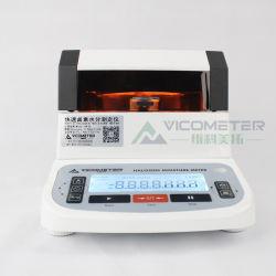 タバコ茶粉末マイクロ波 NIR ハロゲン湿度計 VM-5s
