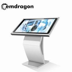 La publicité de 42 pouces Ordinateur à écran tactile avec Win / Android système LED Ad Player Publicité Affichage HD 4K