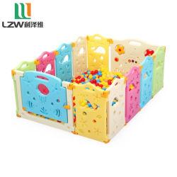 10+2 de Omheining van de Kinderen van het Centrum van de Activiteit van de Box van de Veiligheid van de Jonge geitjes van de Box van de baby
