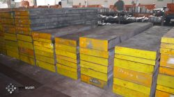 Qualitäts-flacher materieller Stahlwerkzeugstahl D2 Cr12MOV SKD11