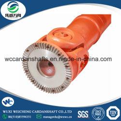 Wuxi marque Weicheng CFC l'arbre de cardan de l'arbre à cardans