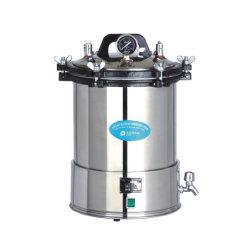 Sterilizzatore portatile dell'autoclave dell'acciaio inossidabile di Yx280A 18L