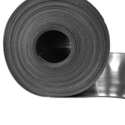 Strato di gomma antistatico della gomma della stuoia della Tabella del locale senza polvere ESD del pavimento di ESD