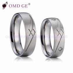 La qualité de gros Handmade 316L Les anneaux de tuyaux en acier inoxydable