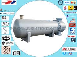 Proporcionar grandes cantidades de efectivo de la superficie del tubo, minimizando los requisitos de espacio, peso y volumen de líquido, Shell y el tubo del intercambiador de calor