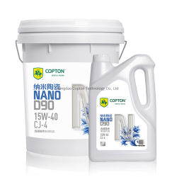 SAE 20W50 API CJ-4 Copton Nano Ceramic D90 Nanoshield synthetisch Thechnology Diesel Engine Oil